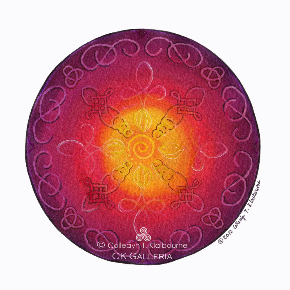 1. Mandala for overall healing pm with watermark