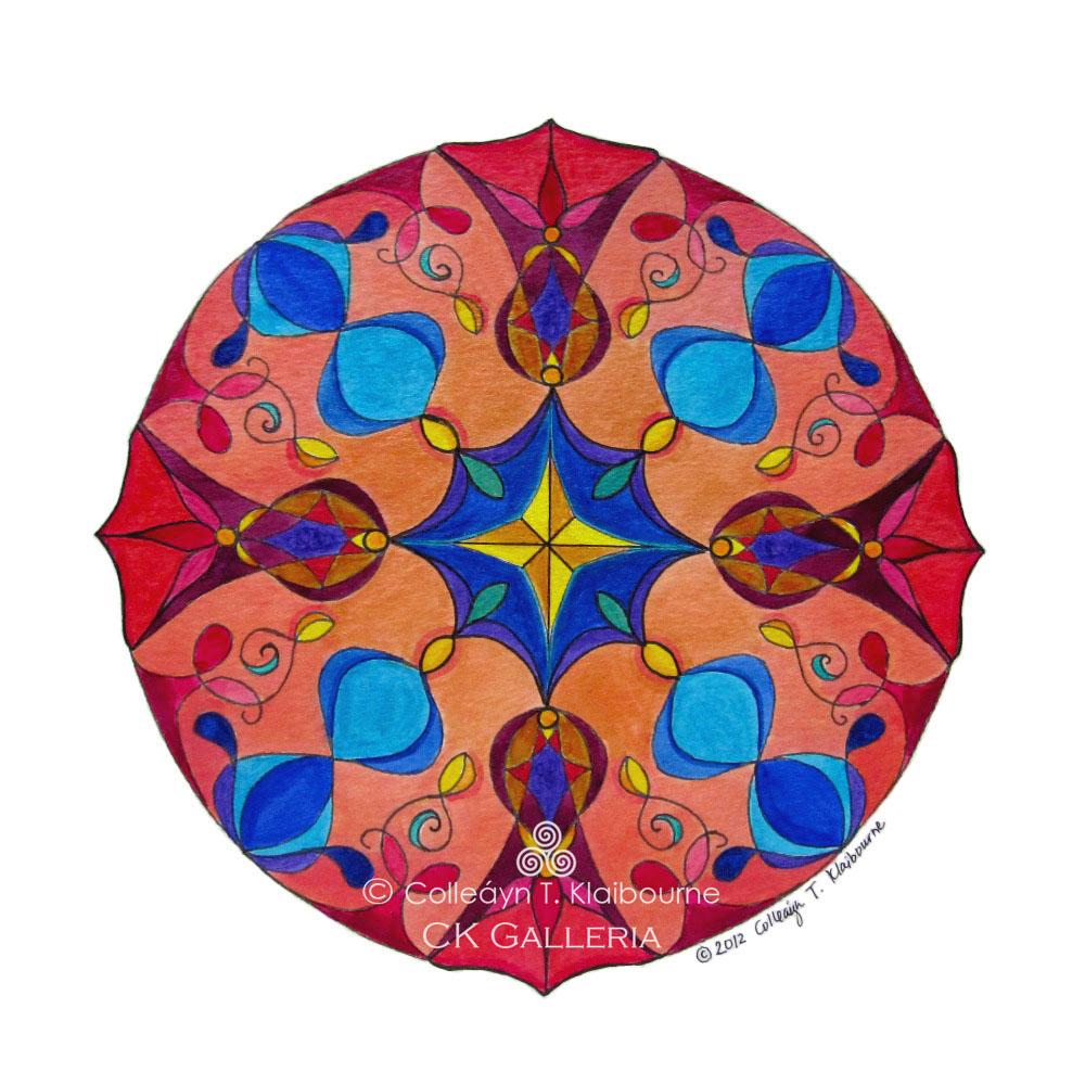 1. Twinks and Silk Mandala pm with watermark