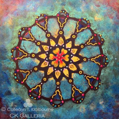 Mandala to Energize the Mind