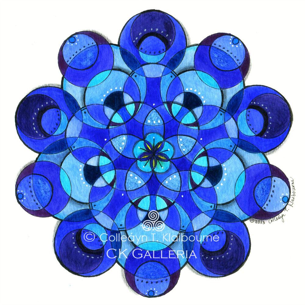 Mandala for a Good Night's Sleep