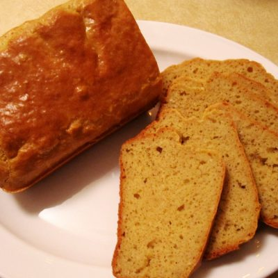 I Love Aprons & Almond Sesame Bread Recipe