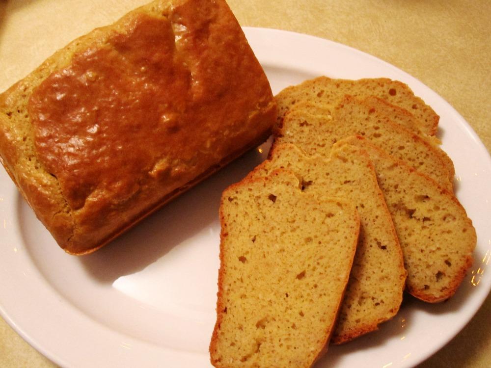 I Love Aprons & Almond Sesame Bread Recipe