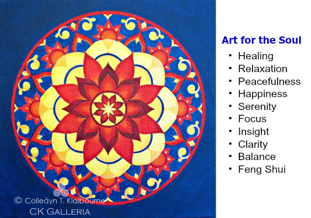 Mandala for Pain benefits 3.21.15