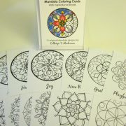 Coloring Cards spread 1 pm