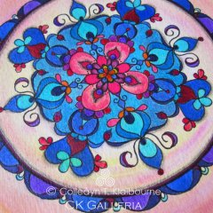Mandala for Opening to Ideas