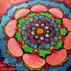 4th of July Mandala