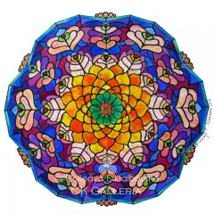 Renewal, Wisdom & Protection Mandala