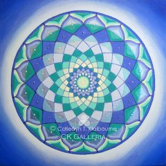 One with the Universe Mandala