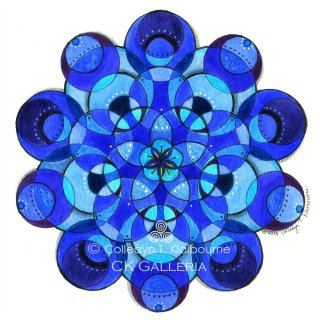Mandala for a Good Night's Sleep & Increased Energy