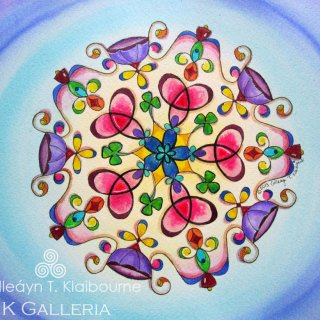 Mandala for Financial Abundance