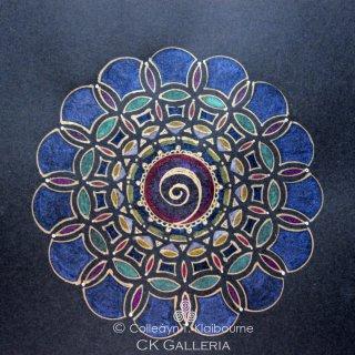 Glistening Mandala